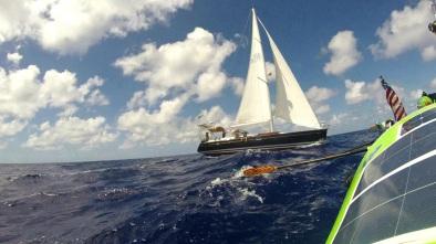 Summer sail 1000nm off shore.