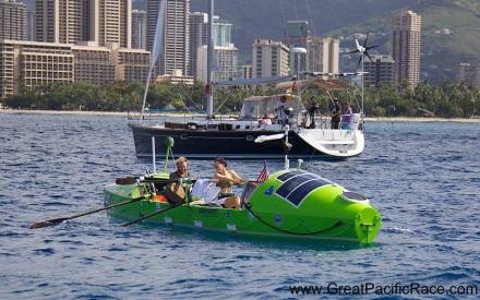 Waikiki with Pacific Warriors.
