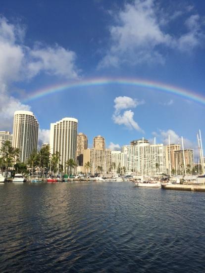 Honolulu Rainbow.