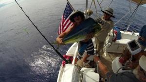 Lots of fishing-Mahi Bull #4