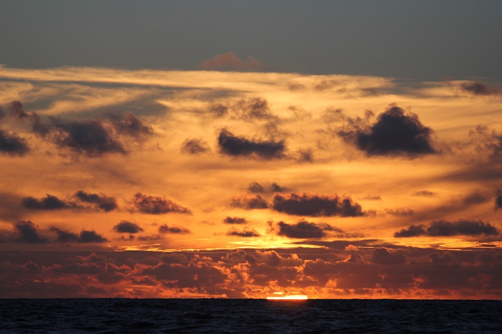 8-25 sunset