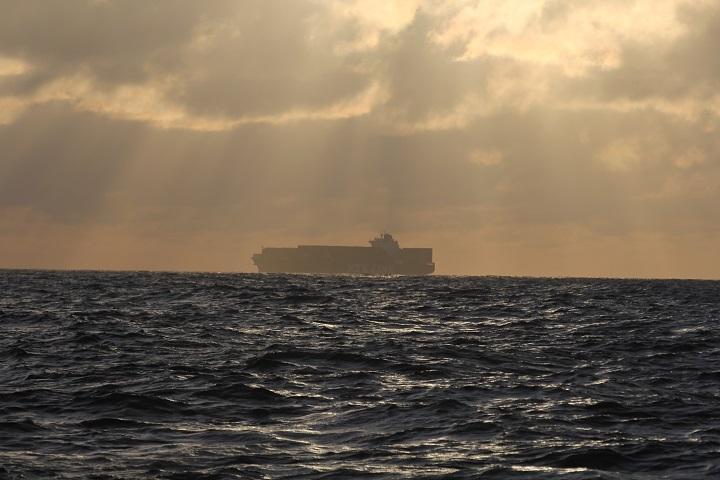 Cargo Ship 9-1