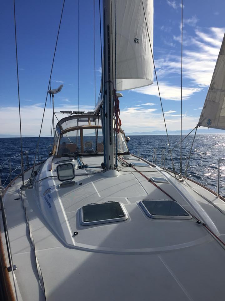 gd under sail